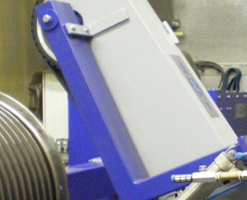 Schleifmaschine zur Innen und Außenbearbeitung (BSM-S-A-I) Apparate & Behälterbau