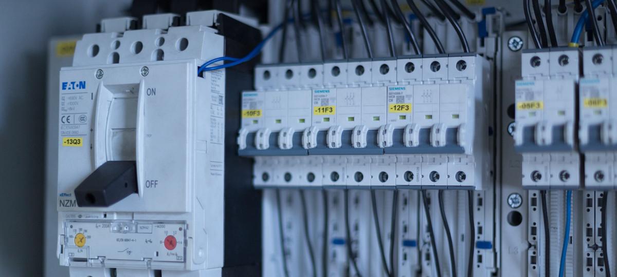 Elektrotechnik Sondermaschinenbau
