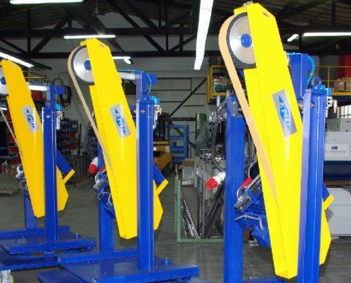 Swing grinder (BSM 75 x 3000)