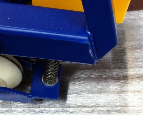 Mobile belt grinder (MFBS)